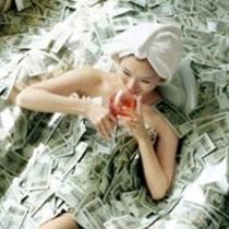Basking in Wealth